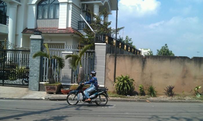 Đất xây biệt thự tại Thuận An cách quốc lộ 13 vào 800m giá rẻ đẹp đường nhựa 7m diện tích đất lớn