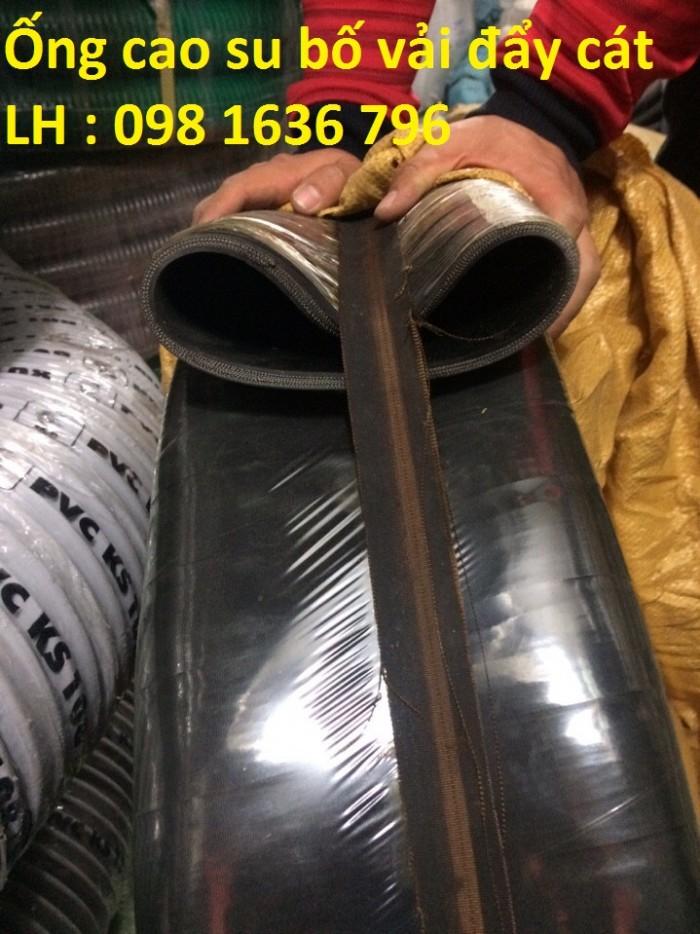 Ống cao su đẩy cát - ống cao su chống cháy nổ giá rẻ nhất2
