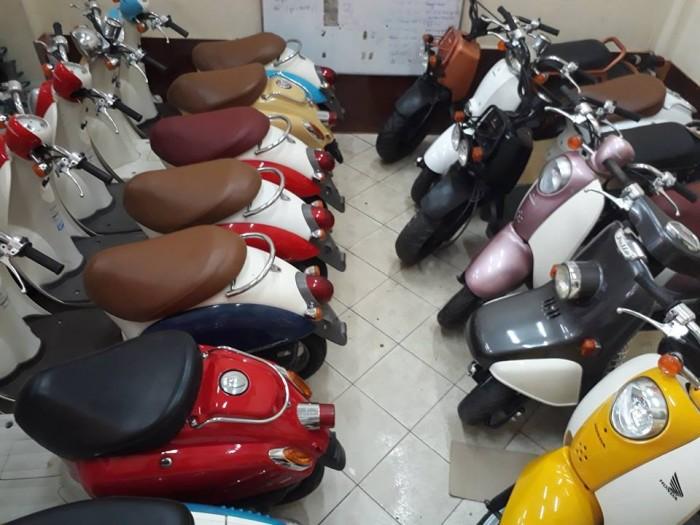 Honda Scoopy, Honda Crea Zoomer, Julio giá rẻ - Khuyến mãi cực khủng