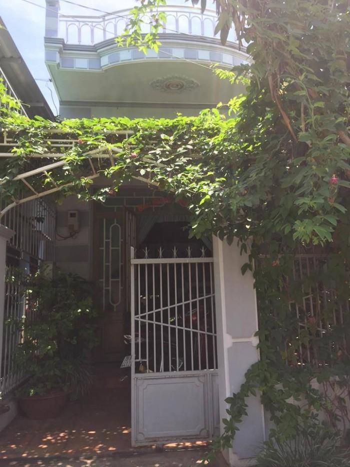 Bán nhà gác lững thổ cư 100% hẻm Mai Thị Lựu.