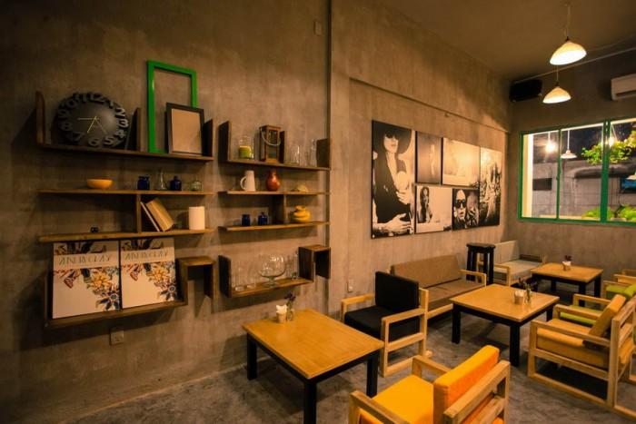 Nhà Hoàng Cầu kinh doanh café đỉnh, 6 tầng, giá 10.3 tỷ có thương lượng.