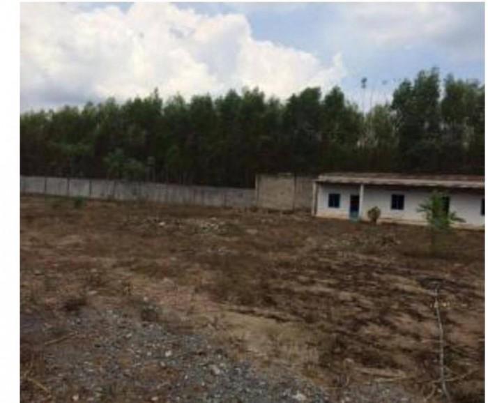 Chính chủ bán gấp 13000m2 đất Long Thành có phòng ăn,nhà khách,xưởng kho lớn,tường rào 2m