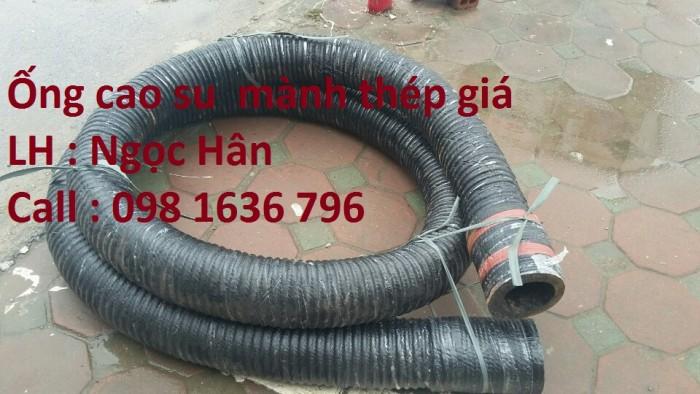 Cung cấp ống cao su mành thép giá tốt