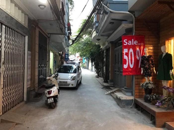 Kinh Doanh ! Nguyễn Phong Sắc 50m x 5 tầng x MT 4.3m, ô tô vào nhà giá chỉ 7.7 tỷ !