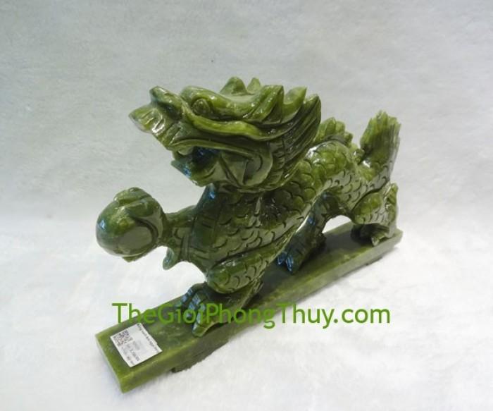 Rồng xanh lam ngọc trung FGM0391