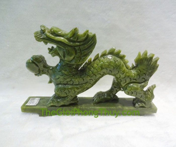 Rồng xanh lam ngọc trung FGM0392