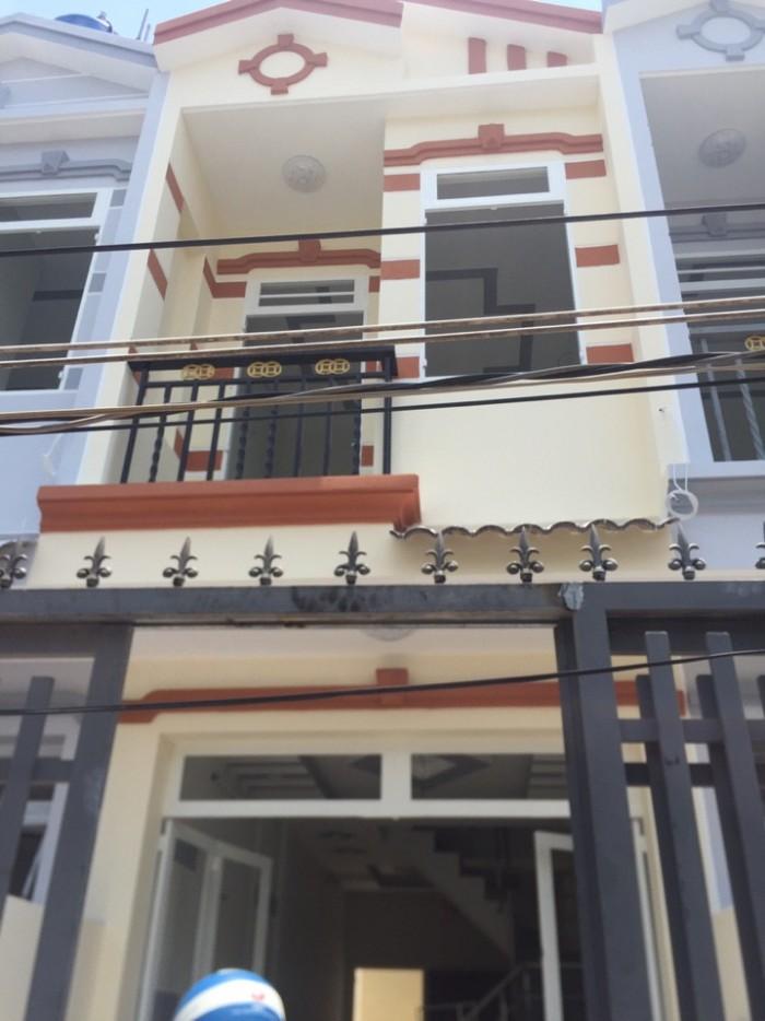 Bán nhà mới đẹp, Huỳnh Tấn Phát, Nhà Bè, DT 3x15m.2 tầng.Giá 930 triệu