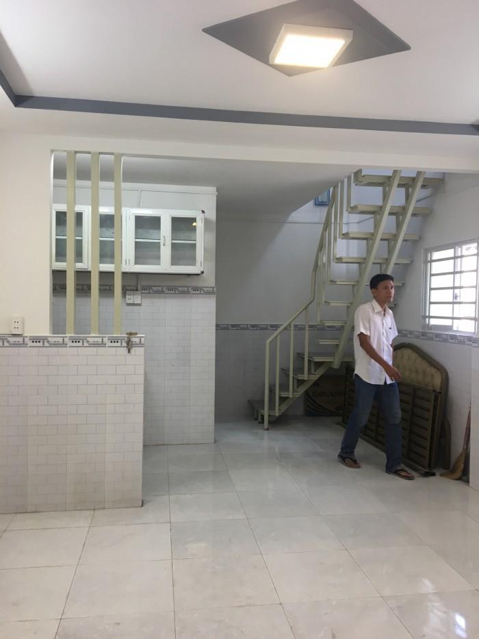 Bán nhà 1 lầu hẻm 184 Nguyễn Văn Quỳ