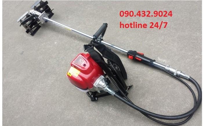 Máy xạc cỏ đa năng (tặng lưỡi cắt cỏ) Honda Gx350