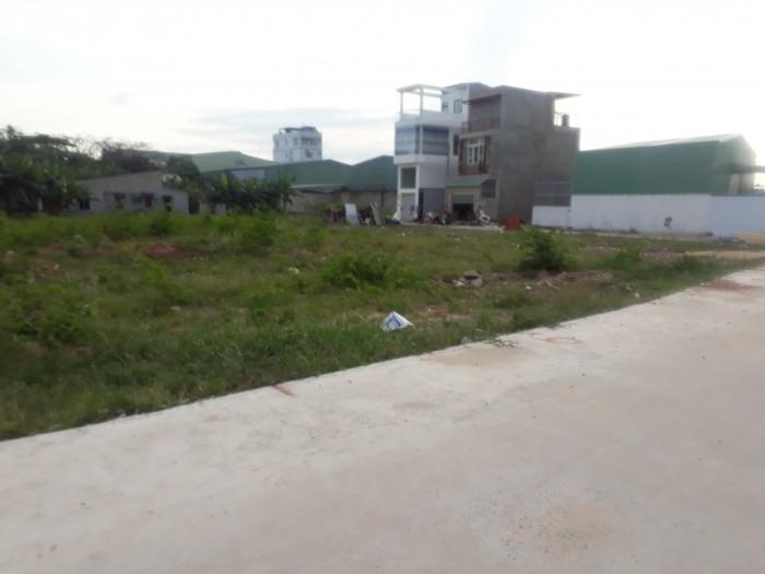 Bán đất Thạnh Xuân, quận 12, 1 sẹc Quốc Lộ 1A, chỉ 15 triệu/m2.