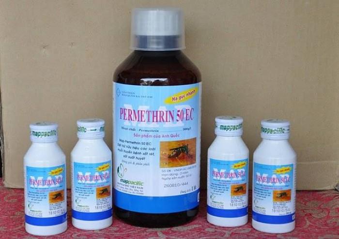 Thuốc diệt muỗi côn trùng permethrin 50ec 1l3