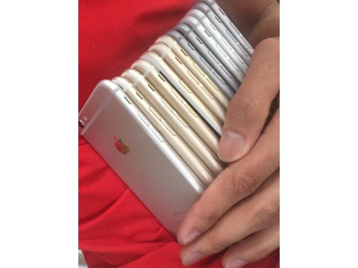 iPhone 6 quốc tế Vàng. Trắng. Gray1