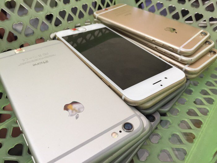 iPhone 6 quốc tế Vàng. Trắng. Gray2