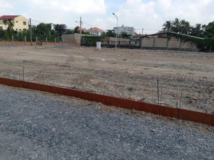 Đất nền Tô ngọc Vân-Quận 12-cầu Bến Phân