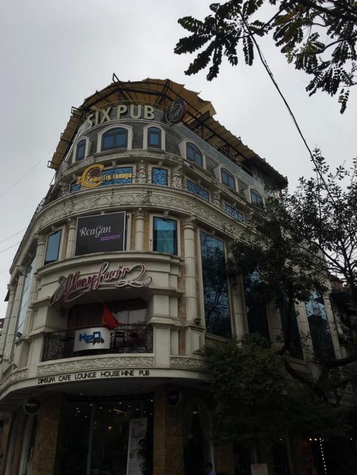 Bán nhà mặt phố Đường Thành diện tích 94m2x 3 tầng, mt 5.1m giá 38 tỷ.