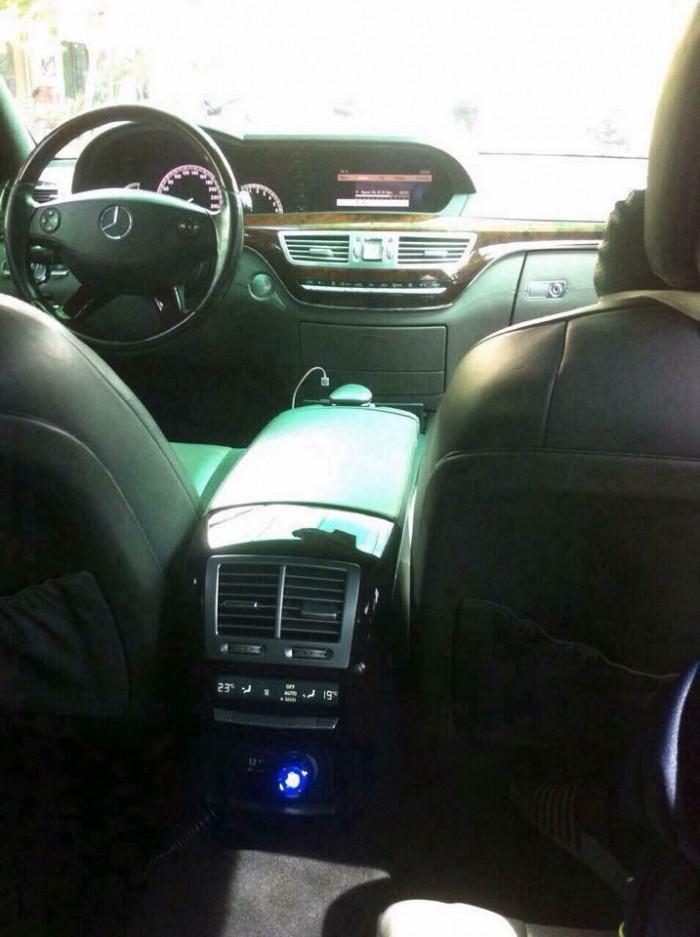 Mercedes-Benz 230E sản xuất năm 2005 Số tự động Động cơ Xăng