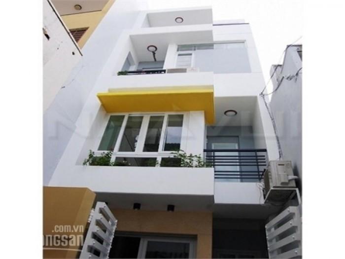 Chỉ 5,450 tỷ sở hữu nhà đẹp hẻm Nguyễn Văn Đậu, P5, Q.Bình Thạnh diện tích 55m X 4 L.