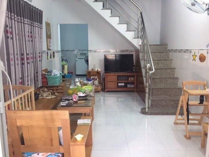 Bán nhà hẻm 286 Huỳnh Tấn Phát, TT Nhà bè, diện tích 4.5m x 12m, giá 1.87 tỷ