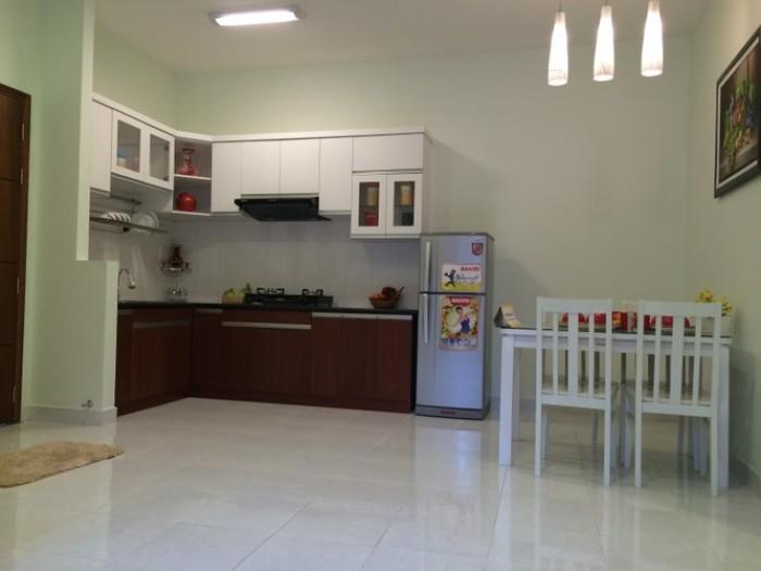 Cần cho thuê căn hộ Topaz City mặt tiền đường Cao Lỗ, quận 8. Diện tích 70m2, 2PN , 2wc