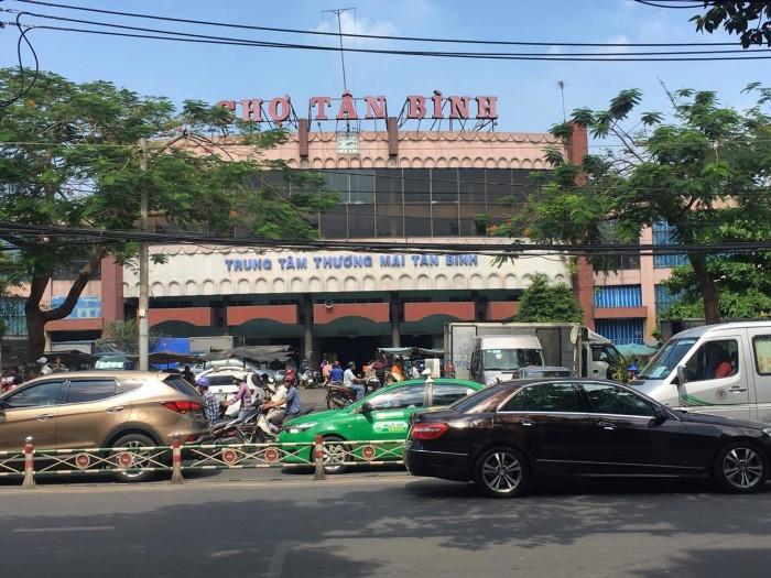 Bán nhà MT Lý Thường Kiệt dối diện cổng chợ Tân Bình - 30 tỉ.