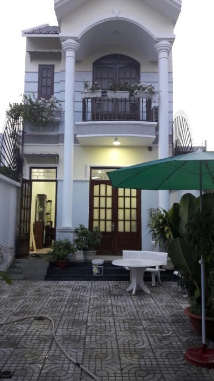 Bán nhà phố sân vườn, Nguyễn Bình, Nhà Bè, DT5x32m,1 trệt 1 lầu.Giá 3,6 tỷ