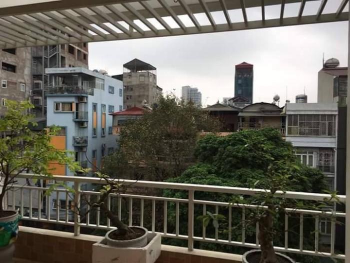 Nhà mới, hiện đại, Thái Hà, ô tô đỗ cửa, kinh doanh, 51m2 x 5tầng, giá 12 tỷ.