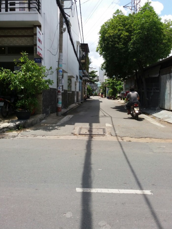Bán nhà 25m2 trần Văn Quang giá 2,4 tỷ