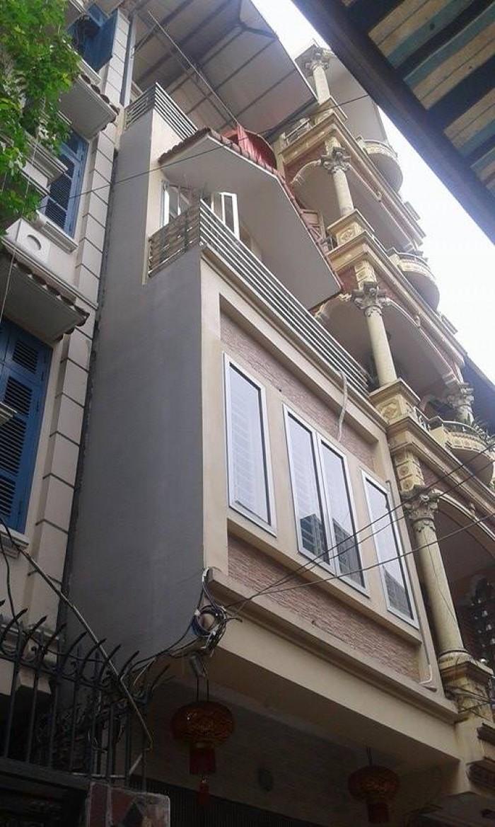 Nhà chính chủ phố Nguyễn Chí Thanh, 58m2, giá 11.5 tỷ