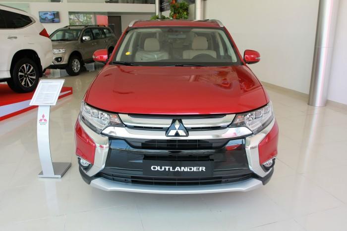 Mitsubishi Motors Đà Nẵng báo giá Outlander tốt nhất với nhiều ưu đãi hấp dẫn