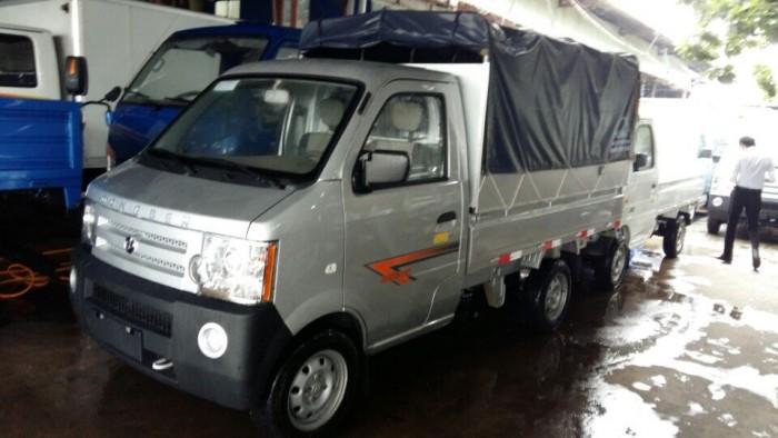 Đại lý bán xe tải nhỏ Dongben 870kg hỗ trợ trả góp lãi suất thấp 0
