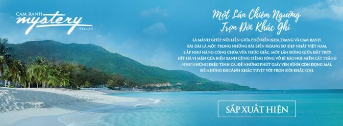 Biệt thự biển mystery villas cam ranh 9 tỷ/căn, cam kết lợi nhuận 1 tỷ/năm