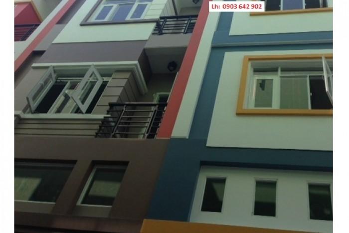 Bán nhà khu 15B Lê Thánh Tôn. Q1, 4 tầng. Giá 13 tỷ