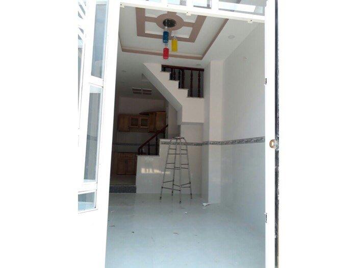 Nhà 1 trệt 1 lầu TL41, 2 PN, 2WC DT 3x8m