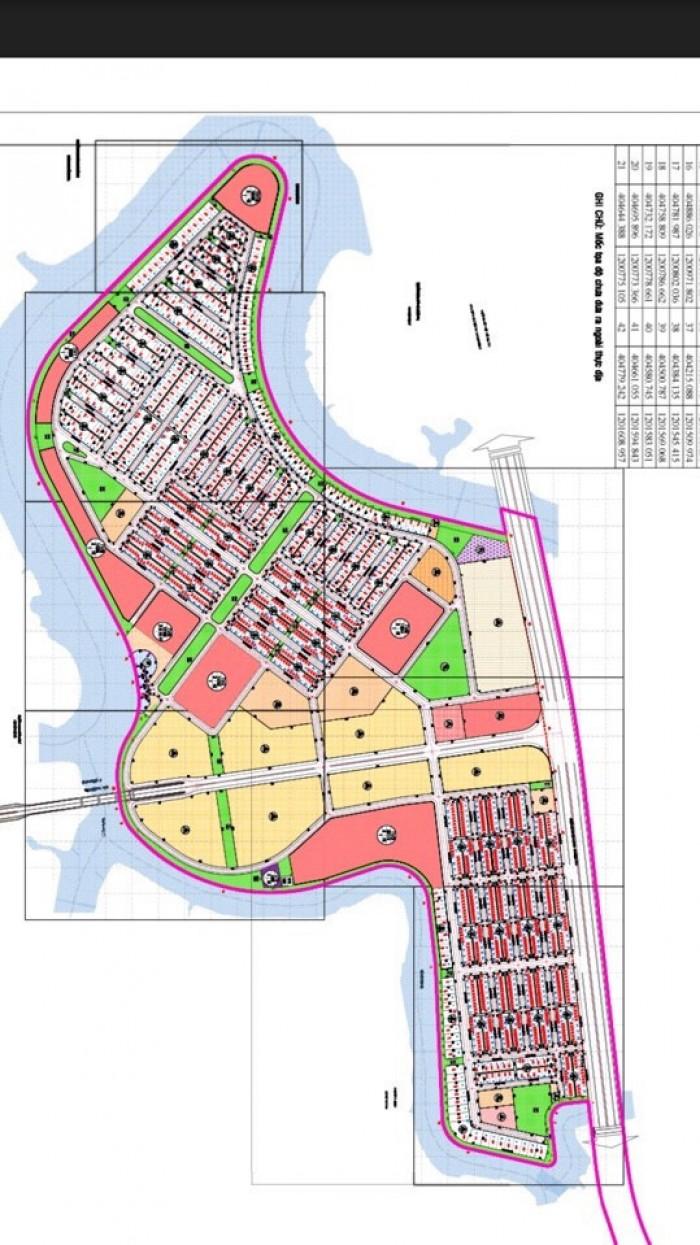 Chính thức mở bán khu đô thị thương mại ven sông Đồng Nai