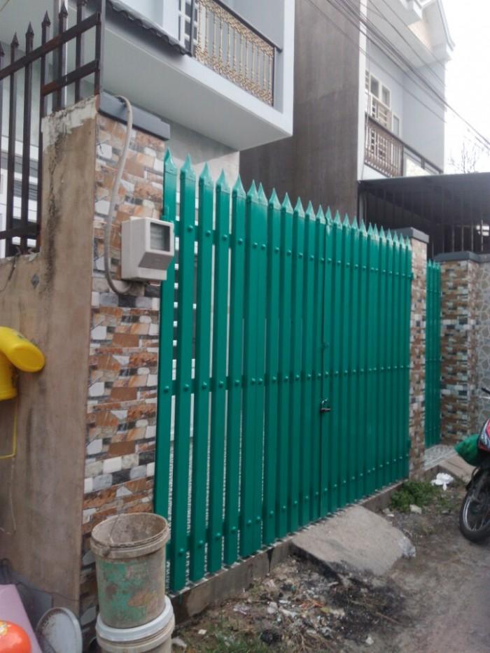 Bán Nhà 120m2 (6x20), Sổ Hồng,Đặng Thúc Vịnh, Hóc Môn