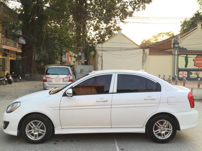 Cần bán xe Hyundai Verna 1.4 - 2010, số tự động