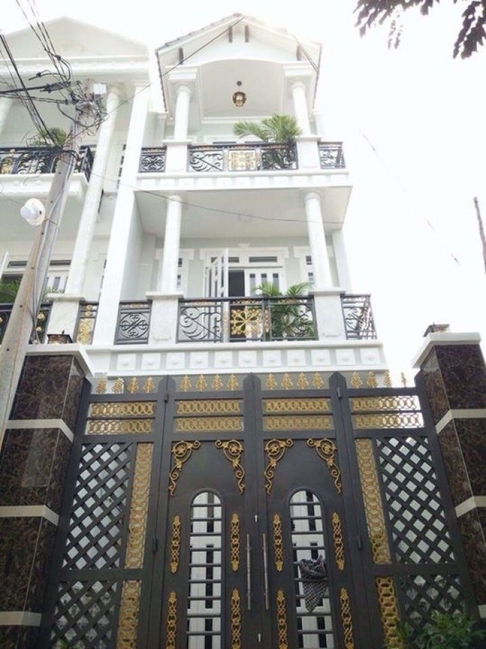 Cần bán nhà Quận Bình Tân, tp HCM
