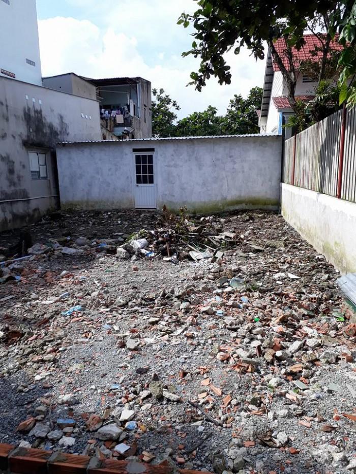 Bán đất mặt tiền đường 40 Linh Đông TĐ. Gần Cafe Tuấn Tú.