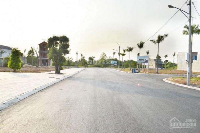 Siêu hot. Khu vực đẹp nhất dự án KDC Diamond City, mặt tiền Lê Duẩn 40m, SHR, CK cao, đầu tư