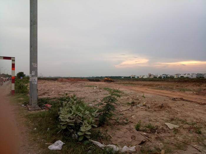 Bán Đất Mặt Tiền Q9,Xây nhà tự do,Giá thương lượng