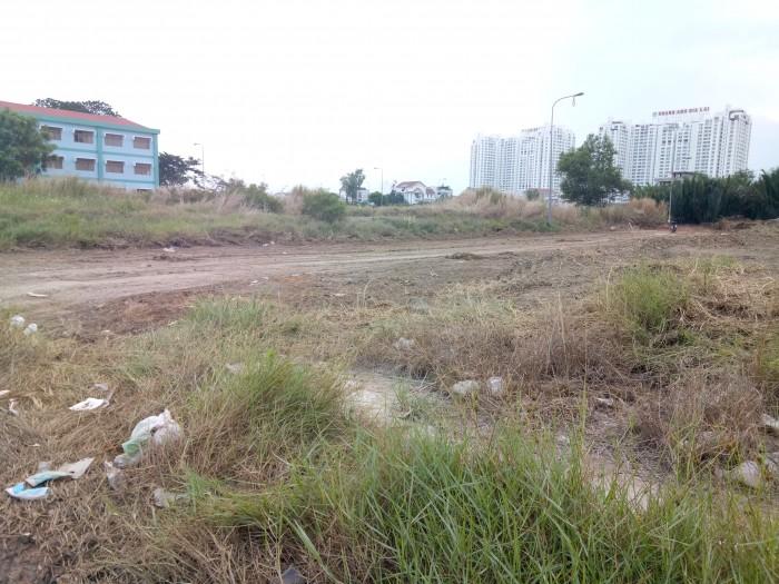 Đất nền thổ cư, Đường số 5 Khu ammata Biên Hoà,Liền kề ga metro 599tr