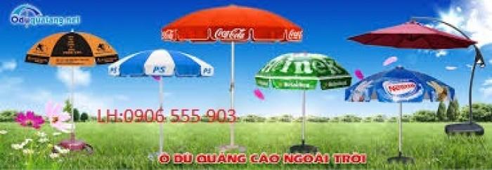 Ô - DÙ cầm tay tại Quảng TRị, In Logo lên Ô Dù cầm tay giá rẻ tại Quảng Trị4