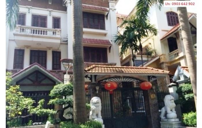 Bán nhà 3 mặt tiền đường Thạch Thị Thanh, P. Tân Định, Q1. DT: 9mx19m, GPXD: 8 tầng, giá: 31.5 tỷ