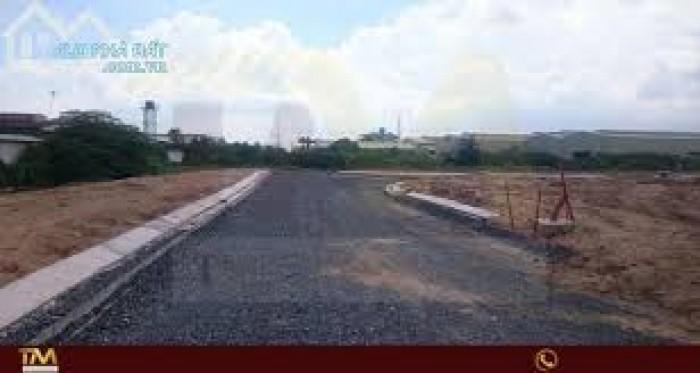 Bán gấp đất giá rẻ 600tr/ nền gần vòng xoay An Phú- Bình Dương