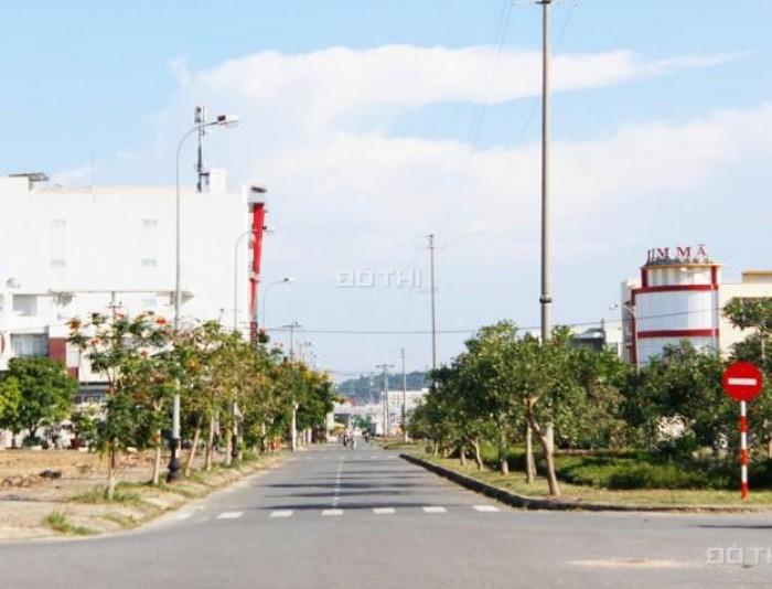 Bán đất TTTP đà nẵng-mặt tiền đường 10.5m giá chỉ 500tr