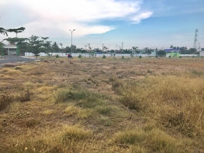 Bán đất thổ cư, gần khu công nghiệp Cầu Tràm, giá chỉ 6tr/m2