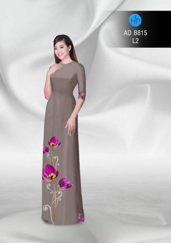 Vải áo dài hoa đẹp19