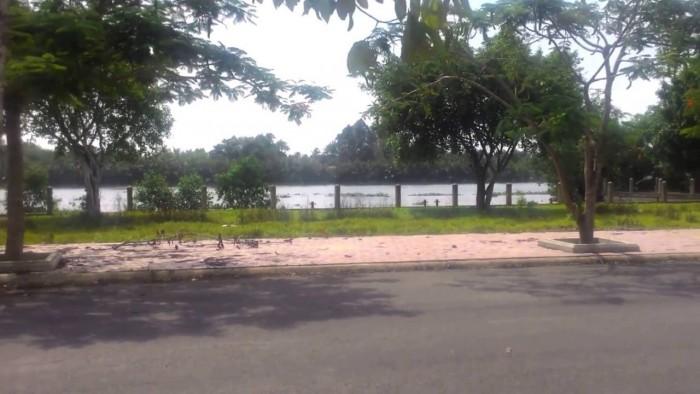 Đất bờ Sông Sài Gòn duy nhất còn sót lại .diện tích 9x27 m2 mặt tiền giáp bờ Sông Thủ đức