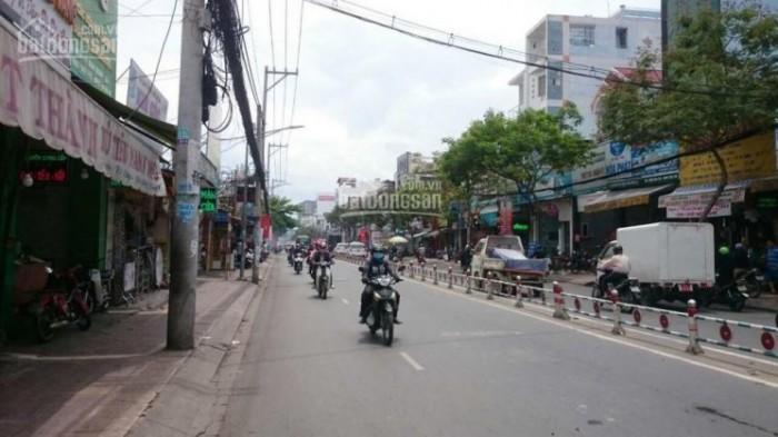 Bán nhà mặt tiền đường Nguyễn Thị Thập, Bình Thuận, Quận 7, DT 4x28m. Giá 11,6 tỷ