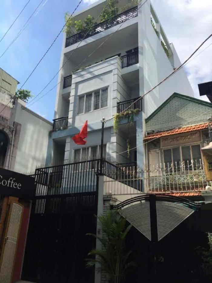 Bán nhà HXH Lê Văn Sỹ, Quận 3, 3,5x15m, 5,650 tỷ